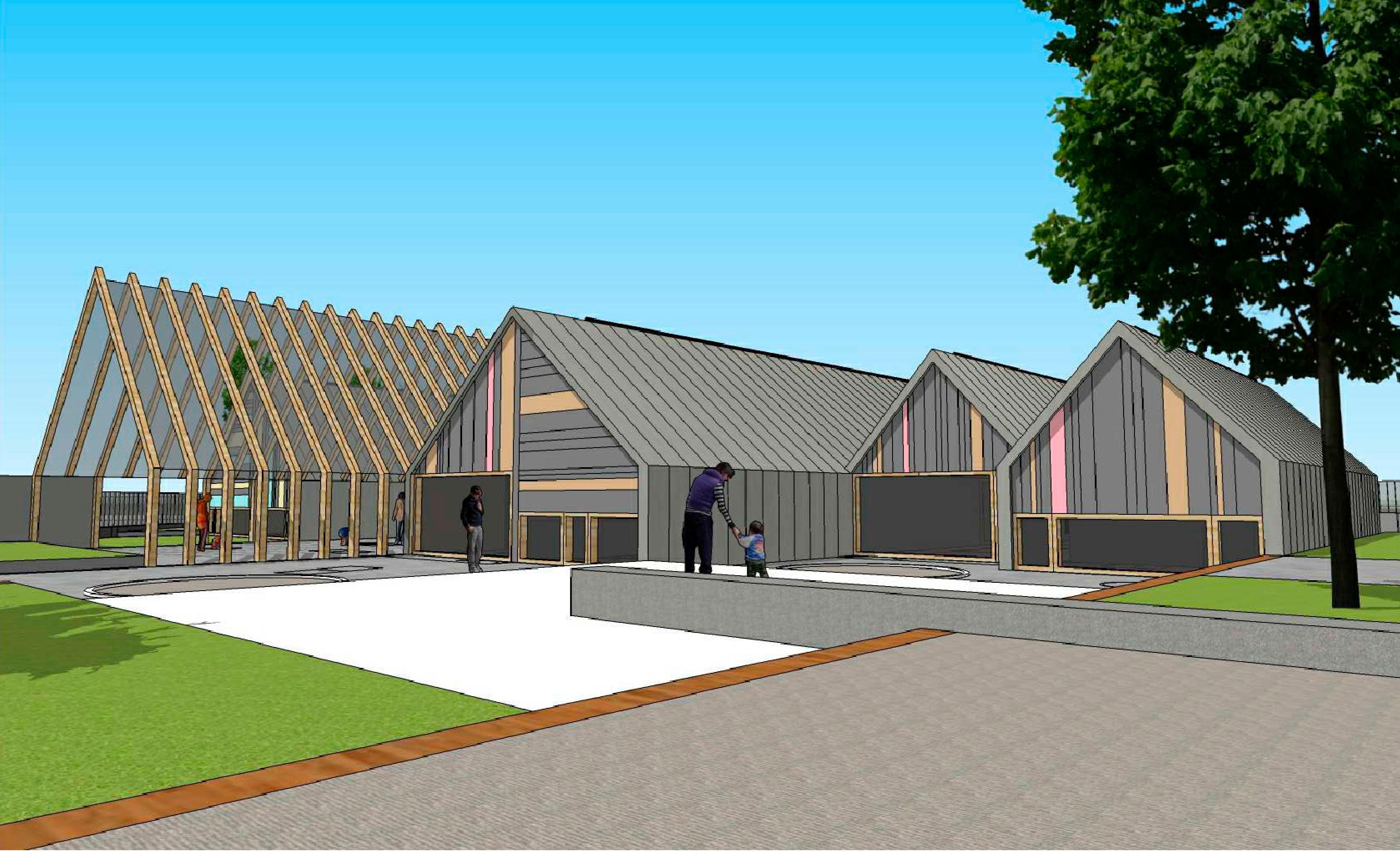 Proyecto escuela Lezkairu